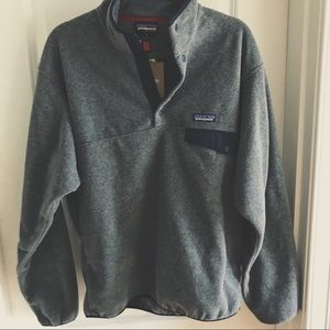 Patagonia Men's Lightweight Synchilla Snap-T P/O